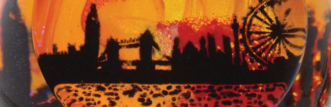 Landmarks - Golden Sunrise