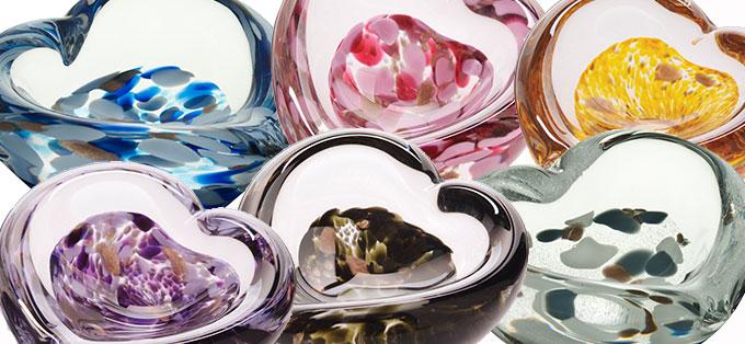 Mini Heart Bowls