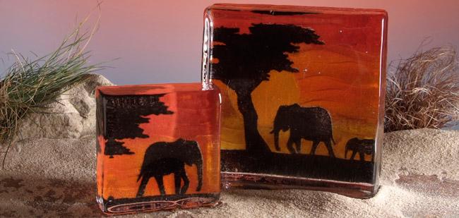 Safari Sandcasts