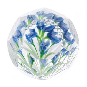 Lampwork - Siberian Bluebell - Limited Edition of 25