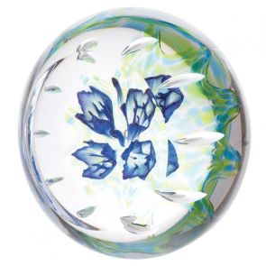 Floral - Gentian Blue - Limited Edition of 150