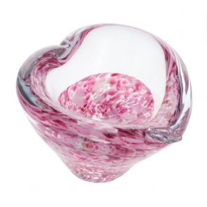 Fuchsia - Mini Heart Bowl