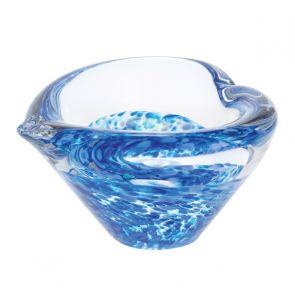 Sapphire Mini Heart Bowl