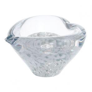 Silver Mini Heart Bowl
