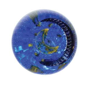 Sentiments - To the Moon and Back Paperweight