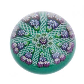 Millefiori - Emerald Spinner