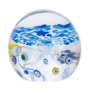 Lace - Forget Me Not Paperweight