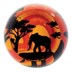 On Safari - Elephant