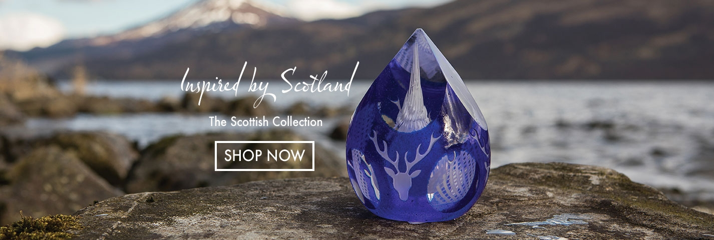 Caithness Glass - Scottish Collection