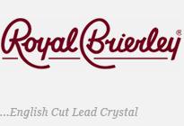 Royal Brierley Cut Crystal